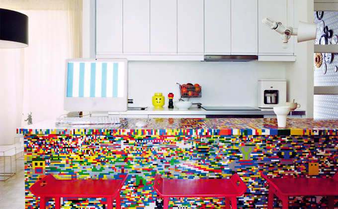 Legokitchen