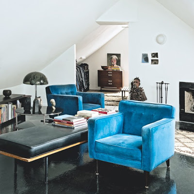 Peacock-Blue-and-Smoked-Glass-Living-Room-Livingetc-Housetohome
